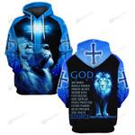 Jesus God God is my way maker ALL OVER PRINTED SHIRTS 030901