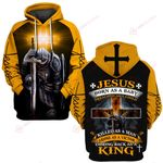 Jesus born as a baby coming back as a King  ALL OVER PRINTED SHIRTS DH031704