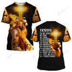 God Jesus is my Everything ALL OVER PRINTED SHIRTS 031803