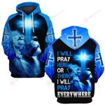 God will make a way wher there seems to be no way 3D ALL OVER PRINTED SHIRTS Hoodie 032502