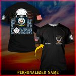 U.S Navy Fuh CoronaVirus 3D personalized name ALL OVER PRINTED SHIRTS Hoodie 033104