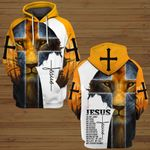 Jesus is my everything Jesus lion God yellow ALL OVER PRINTED SHIRTS DH050703