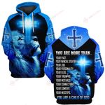 God Jesus You are more than  ALL OVER PRINTED SHIRTS hoodie  0512106