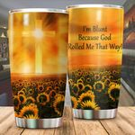 A I'm blunt because God rolled me that way Tumbler ALL OVER PRINTED SHIRTS dh051306