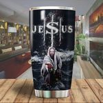 Jesus saved my life Tumbler ALL OVER PRINTED dh051601