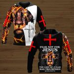Fear not for Jesus  ALL OVER PRINTED SHIRTS DH052702