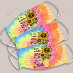 A 1 a In the morning Give me Jesus Sunflower God ALL OVER PRINTED g1 DH061308
