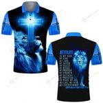 Jesus is my God my Lord my Savior my Everything ALL OVER PRINTED SHIRTS DH061705