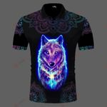 Wolf ALL OVER PRINTED SHIRTS hoodie  0617105