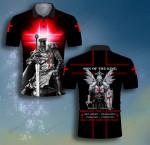 God Knight Templar Son of the king chosen treasured ALL OVER PRINTED SHIRT 0618102