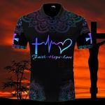 Faith Hope Love ALL OVER PRINTED SHIRTS hoodie  -061801