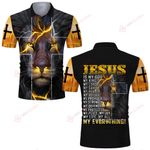 Jesus is my Lord my peace my joy my everything  ALL OVER PRINTED SHIRTS DH061903