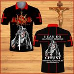 I can do all things through Christ Who strengthens me God Jesus ALL OVER PRINTED SHIRTS hoodie 3d 0625104