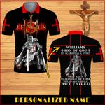 Son of God My scars tell a story They are a reminder of time when life tried to break me but failed God Jesus Personalized name ALL OVER PRINTED SHIRTS hoodie 3d 0625103