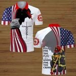 Stand for the Flag kneel fo the Cross ALL OVER PRINTED SHIRTS hoodie 3d 0626104