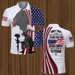 Only two defining forces have ever offered to die for you Jesus Christ and the American Veteran ALL OVER PRINTED SHIRTS hoodie 3d 0627108