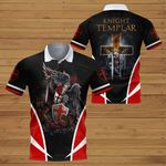Knight Templar ALL OVER PRINTED SHIRTS hoodie 3d 0627109