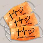 A 1 a Faith hope love Jesus God Christ ALL OVER PRINTED g1 DH061807