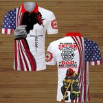 U.S Firefighters No longer in Uniform but still serving God and country retired Firefighter ALL OVER PRINTED SHIRTS hoodie 3d 0701667