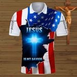 Jesus is my Savior  ALL OVER PRINTED SHIRTS hoodie 3d 0702889