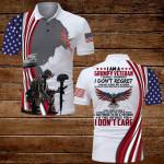 U.S Veterans I am a Grumpy Veteran I served I sacrificed I don't regret ALL OVER PRINTED SHIRTS hoodie 3d 0702888