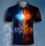 Jesus is my savior  ALL OVER PRINTED SHIRTS DH070205