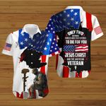 U.S Veterans Only two defining forces have ever offered to die for you Jesus Christ and the American Veteran ALL OVER PRINTED SHIRTS hoodie 3d 0703891