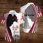 Faith over Fear ALL OVER PRINTED SHIRTS hoodie 3d 0707679