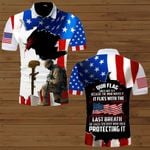 U.S. Veterans  Our flag does not fly because the wind moves it It flies with the last breath of each Soldier who died protecting it ALL OVER PRINTED SHIRTS hoodie 3d 0708891