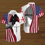 Jesus is my everything American Flag ALL OVER PRINTED SHIRTS DH070802