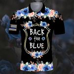 U.S. Police Officer Back the Blue ALL OVER PRINTED SHIRTS hoodie 3d 0709892