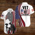 Vet Bod like Dad Bod but with more knee pain American Flag Jesus ALL OVER PRINTED SHIRTS DH071303