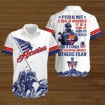 U.S. Veterans PTSD is not a sign of weakness It is a sign of absolute strength PTSD is earned by doing what others fear ALL OVER PRINTED SHIRTS hoodie 3d 0714667
