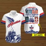 U.S. Veterans Some People call me a Veteran the most important call me Dad Personalized name Shirt ALL OVER PRINTED SHIRTS hoodie 3d 0715670