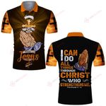 I can do all things through Christ who strengthens me Jesus Christian ALL OVER PRINTED SHIRTS DH071501