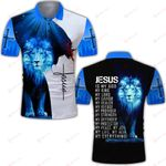 Jesus is my God my King my Lord my life my all my everything ALL OVER PRINTED SHIRTS DH071401
