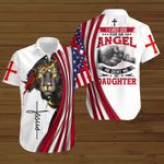 I asked God for an Angel He sent me my Daughter ALL OVER PRINTED SHIRTS hoodie 3d 0718670
