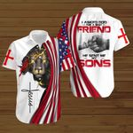 I asked God for a best Friend He sent me my Sons ALL OVER PRINTED SHIRTS hoodie 3d 0718669