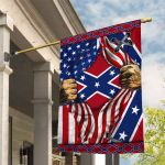 Confederate States of America Flag  ALL OVER PRINTED SHIRTS Flag 3d 0720670