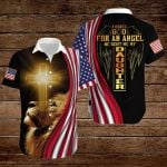 I asked God for an angel He sent me my Daughter ALL OVER PRINTED SHIRTS hoodie 3d 0721666