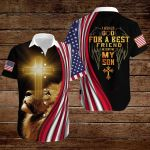 I asked God for a best friend He sent me my SON ALL OVER PRINTED SHIRTS hoodie 3d 0721667
