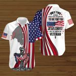 U.S. Veterans Only two defining forces have ever offered to die for you Jesus Christ and the American Soldier ALL OVER PRINTED SHIRTS hoodie 3d 0722890