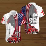 Jesus Take the wheel ALL OVER PRINTED SHIRTS hoodie 3d 0720666