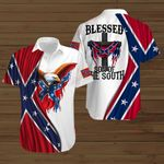 Confederate States of America Flag Blessed Son of the South fail ALL OVER PRINTED SHIRTS hoodie 3d 0721670