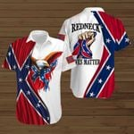 Confederate States of America Flag Redneck Lives Matter ALL OVER PRINTED SHIRTS hoodie 3d 0721668