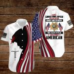 I am a Correction Officer I believe in God Family and Country I will salute my Flag I am a proud American ALL OVER PRINTED SHIRTS hoodie 3d 0725889