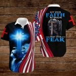 Let your faith be bigger than your fear God Jesus ALL OVER PRINTED SHIRTS hoodie 3d 0727667