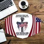 U.S. Veterans Remember those who have gone before us ALL OVER PRINTED a1 3d 0728667