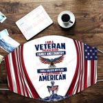 U.S. Veterans I am a Veteran I believe in God Family and Country ALL OVER PRINTED a1 3d 0722667
