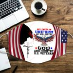 U.S. Veterans No longer in Uniform but still serving God and country ALL OVER PRINTED a1 3d 0724673